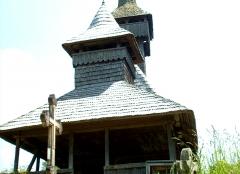 """Biserica """"Sf. Nicolae"""" a familiei Nistorescu"""