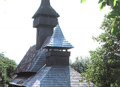 Biserica de lemn Salistea de Sus